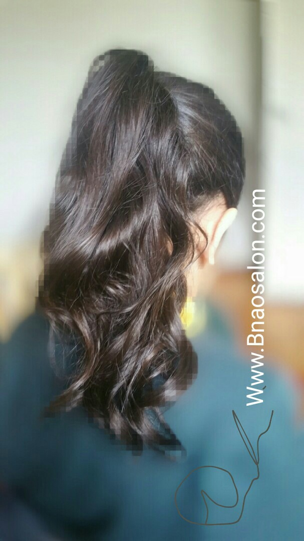 Awesome Girls Hairstyle Bnao Salon Natural Hairstyles Runnerswayorg